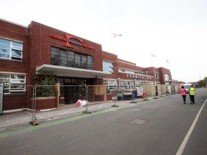 Formica factory in North Shields