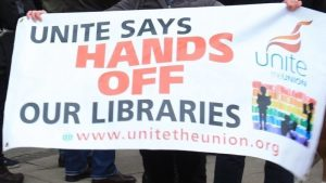 Bromley library strike