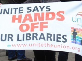 Bromley library strike