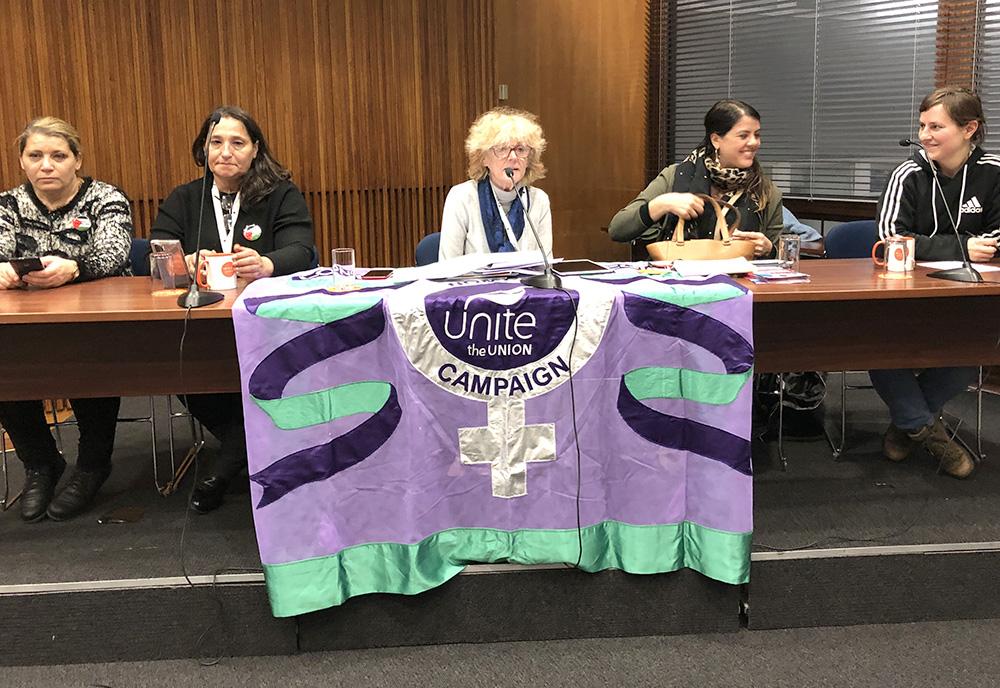 International Women's Day meeting