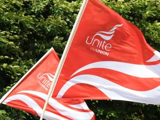 Unite the union flags