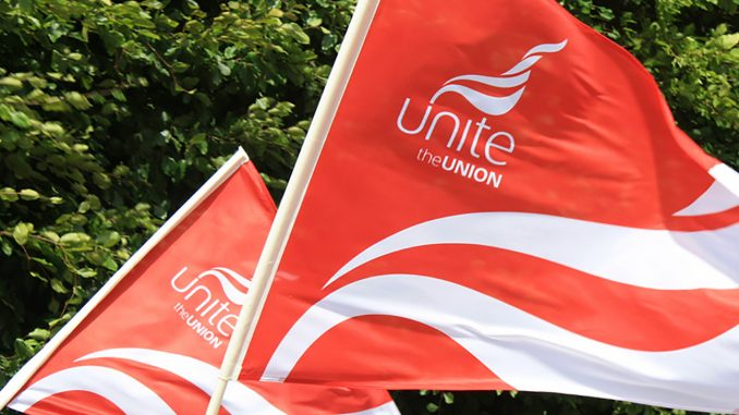 Unite the union flags