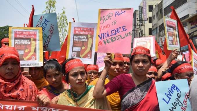 Bangladeshi garment workers