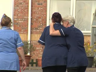 Carers fight for PPE