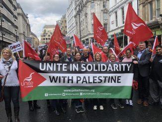 Unite with Palestine