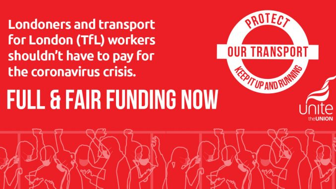 TFL Fair funding now