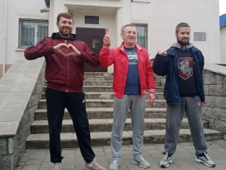 Freed Belarus trades unionists
