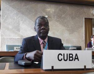 Cuban ambassador to UN