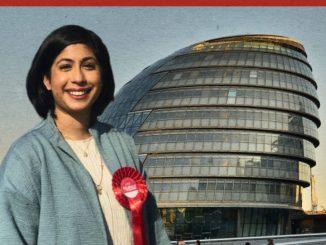 Sakina Sheikh - Unite GLA candidate