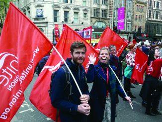 May Day London